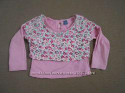 Регланы, свитер и байка для девочки 1, 5-2 лет