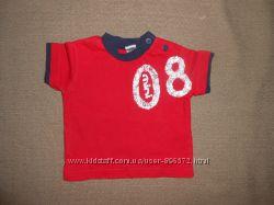 Футболки и рубашка для малыша до года