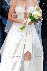 весільна сукня трансформер