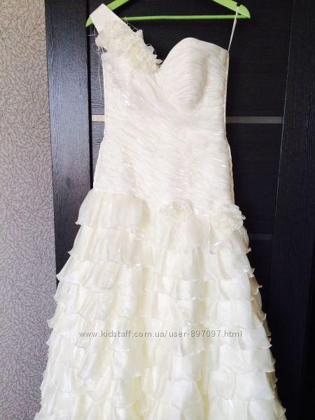 Свадебные Платья Шампань-Айвери Фото