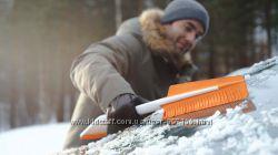 Скребок автомобильный для льда и снега Fiskars SnowXpert 1430621019352