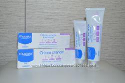 Крем под подгузник Mustela Change Cream 1 2 3