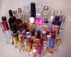 Продам отливанты пробники Xerjoff, Chanel, Montale, Amouage, Narciso