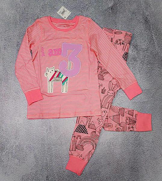 Пижамки девочкам NEXT и George 3-10 лет