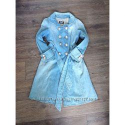 Джинсовое пальто, плащ Dolce&Gabbana оригинал