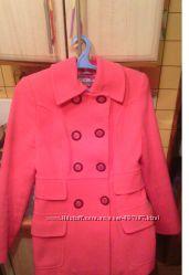 Пальто весенне-осенее из качественного кашемира