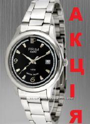 годинник чоловiчий-мужские часы PRIM-дешево ОРИГIНАЛ