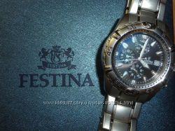 Часы швейдцарские годинник FESTINA . оригінал