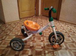 велосипед родительская ручка Азимут