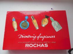 Набор духов Roshas винтаж