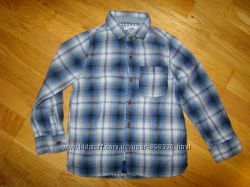 Фирменные рубашки Next и др. на 4-5 лет р. 104-110 см
