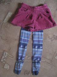 Okaidi Стильные шорты для девочки 4лет
