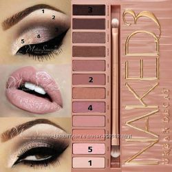 NAKED3 от Urban Decay