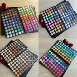 Палитра теней МАС тени 120 цветов 4 вида 1, 2, 3, 4 Mac Cosmetics