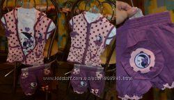 Одежда для девочки Турция новое
