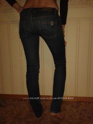джинсы женские, TERRANOVA, узкие, темно синие 26р, S, SX ,