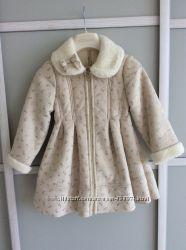 Шикарное пальто Monnalisa