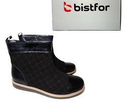 Модные, натуральные детские ботинки, ТМ BISTFOR