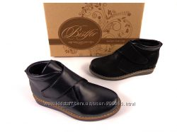 3101af180f66ef Натуральные стильные ботинки ТМ Bistfor, возможна примерка, р. 27 - 32