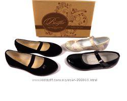 Туфли натуральные , возможна примерка, Bistfor, размеры с 32 по 36