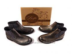 Стильные натуральные ботинки, Тм Bistfor, с 32 по 36 рр, возможна примерка