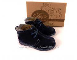 Натуральные  ботинки ТМ Bistfor, возможна примерка, р. 26 - 31