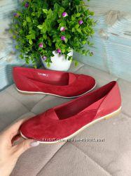 Балетки и туфли много разных моделей кожа скидка 50 гр