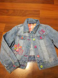 Одежда для девочки весна-осень на 7лет