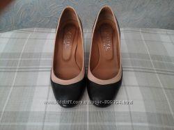 Туфли коричневые, разм. 36