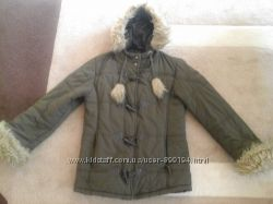 Куртка разм. М коричневая