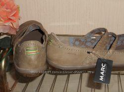 Туфли Marc Германия, натуральная кожа