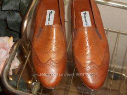 Туфли Tamaris  Италия, натуральная кожа