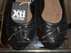 Шикарные туфли, балетки Xti Fentations Испания