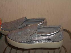 Слипоны, туфли Xti Испания, стразы