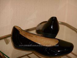 Балетки, туфли Moema Бразилия, натуральная кожа