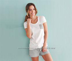 шорты, футболка, штаны пижамные или домашние ТСМ