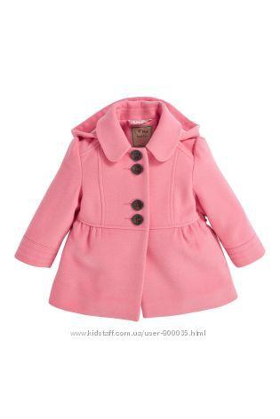 Пальто Next, некст, 3-4 года.
