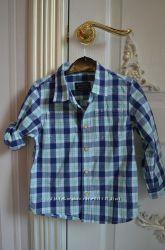 Рубашка Zara на 2-3 года