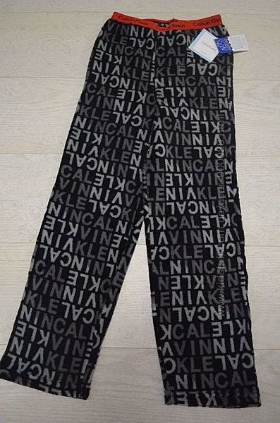 Флисовые штаны Calvin Klein на 7-8 лет