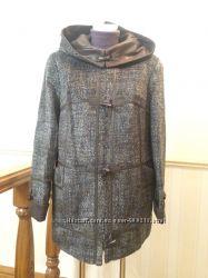 Emis Пальто короткое. Большиx размеров.