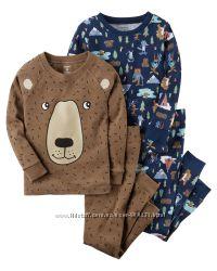 Картерс Пижама CARTERS для мальчика 5, 7, 8 лет размер 5Т, 7Т, 8Т оригинал