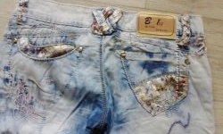 Продам летние джинсы