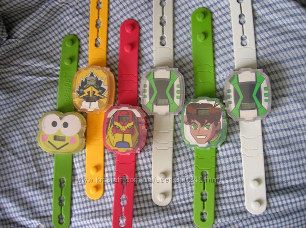 Детские часы KEROPPI электронные с точным ходом