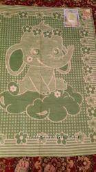 детское полушерстяное одеяло ТМ Ярослав