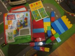 MEGA BLOKS First builders   30 деталей цифры