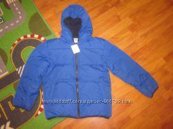 Gymboree зимняя куртка натуральный пух