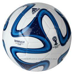 Мяч футбольный Adidas Brazuca Glider G73633. оригинал. Более 1400 отзывов.