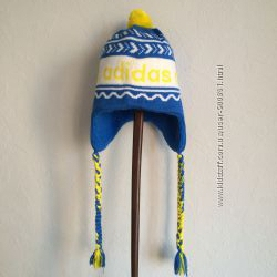 Тепла шапка ADIDAS ORIGINALS PERUVIAN V33449. оригінал. Більше 777 відгуків