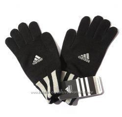 Перчатки Adidas Performance 3 Stripes Gloves 607713 оригинал. 777 отзывов.