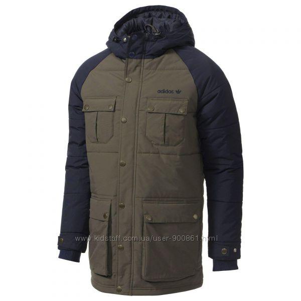 71f3183f t -25 C. Зимняя куртка Adidas Originals Padded Parka G86321. 1777 отзывов,  3190 грн. Мужские куртки купить Киев - Kidstaff | №15815380